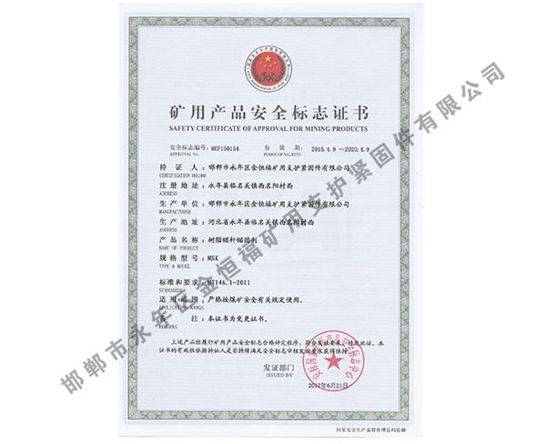 雷竞技Raybet官网产品安全标志证书 (7)