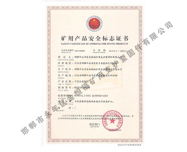 雷竞技Raybet官网产品安全标志证书 (14)